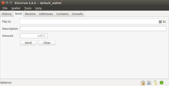 Como instalar a carteira Electrum no Linux via Snap para minerar Bitcoin