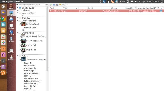 Como instalar o reprodutor Clementine Player no Linux via Snap