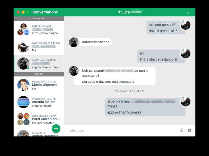 Como instalar o cliente Google Hangouts YakYak no Linux via Snap