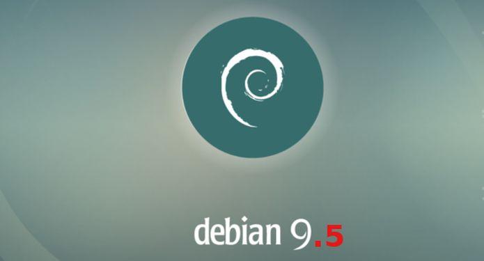 Debian 9.5 Stretch lançado com 100 atualizações de segurança