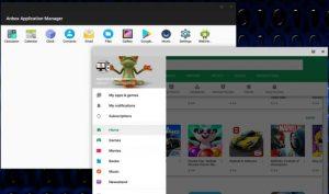 Como instalar o emulador Android Anbox no Linux via Snap