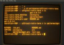 Como instalar o emulador de terminal Cool-Retro-Term no Linux via Snap