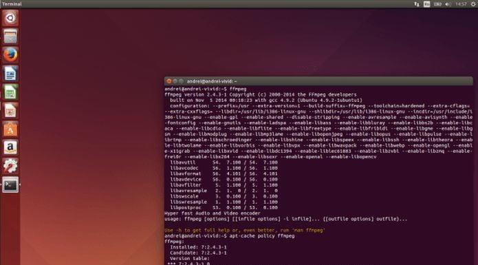 Como instalar o framework multimídia FFmpeg no Linux via Snap