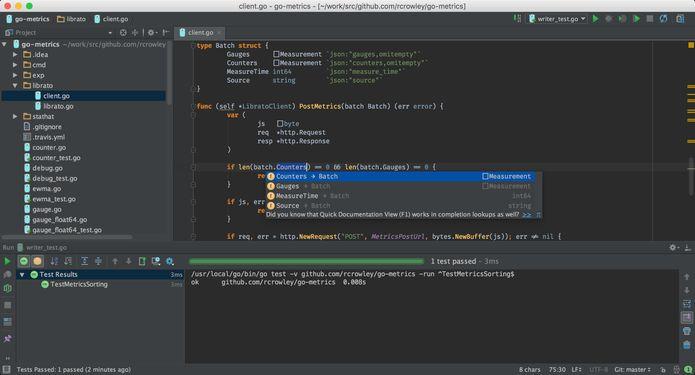 Como instalar a incrível IDE GoLand no Linux via Snap