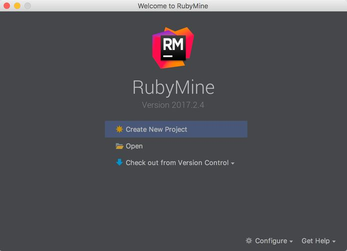 Como instalar a IDE Ruby and Rails RubyMine no Linux via Snap