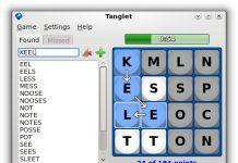 Como instalar o divertido jogo Tanglet no Linux via Flatpak