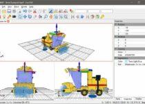 Como instalar o LeoCAD no Linux para fazer CAD com LEGO