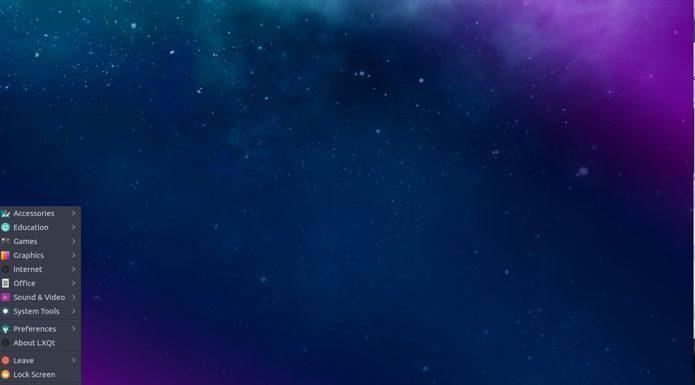 Lubuntu 18.10 poderá suportar PC's de 32 bits, se houver demanda