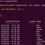 Microsoft PowerShell já está disponível para Linux como um Snap