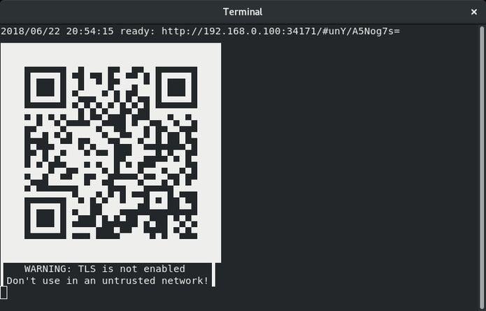 remote touchpad no linux via flatpak 2 - Botnet Emotet está de volta com servidores ativos em todo o mundo