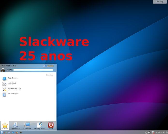 Slackware completou 25 anos – Conheça melhor essa distro e comemore