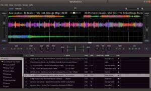 Com instalar o incrível utilitário Transitions DJ no Linux via Snap
