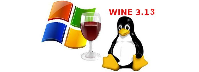 Wine 3.13 lançado com importantes melhorias como DXVK para D3D11