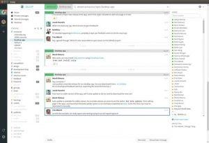 Como instalar o cliente desktop do Zulip no Linux via snap
