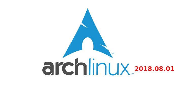 Arch Linux 2018.08.01 lançado - Confira as novidades e baixe