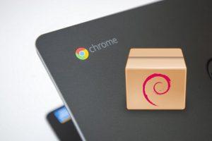 Finalmente o Chrome OS permitirá instalar pacotes deb do Debian e derivados