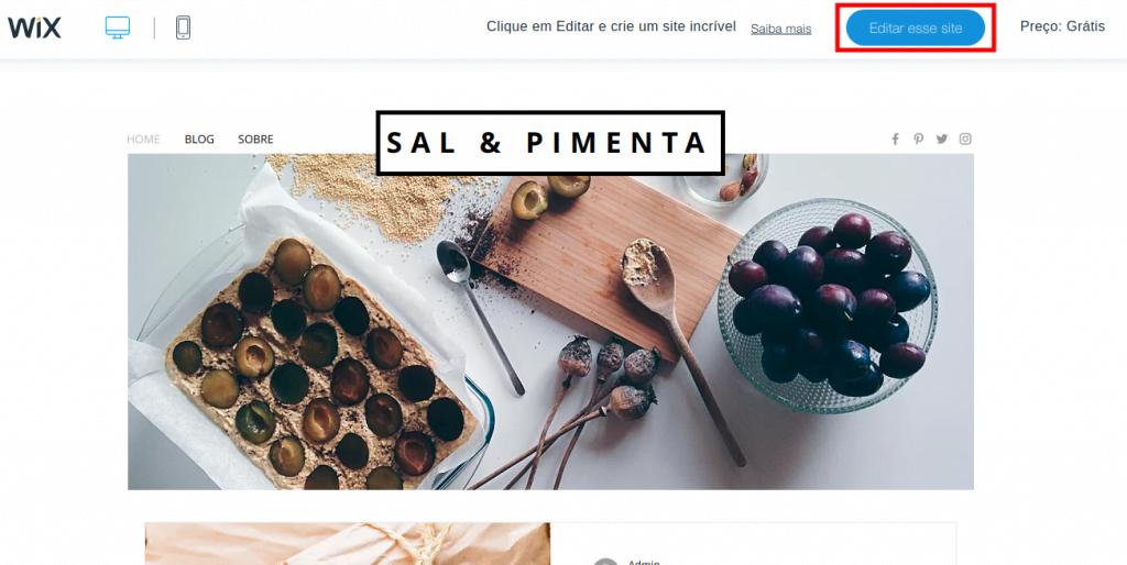 Como criar seu próprio blog com apenas uns poucos cliques
