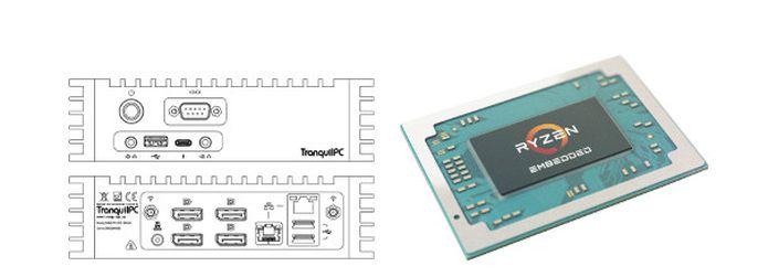 Conheça um Mini PC baseado no AMD Ryzen e pronto para Linux