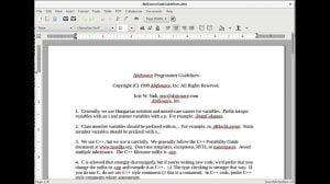 Como instalar o editor de textos AbiWord no Linux via Flatpak