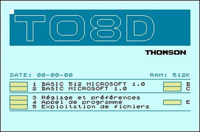 Como instalar o emulador de Thomson TO8 Teo no Linux via Flatpak