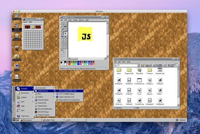 Executar Windows 95 no Linux? Sim, já é possível! Confira!