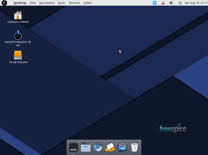 Freespire 4.0 lançado - Confira as novidades e veja onde baixar