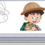 Como instalar o gerador de animações Pencil2D no Linux via Flatpak