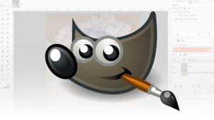 GIMP 2.10.6 lançado com suporte a texto vertical e muito mais