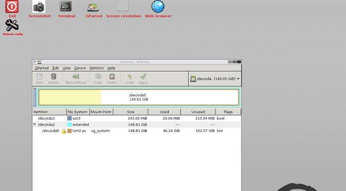 GParted Live 0.32.0-1 lançado - Confira as novidades e baixe