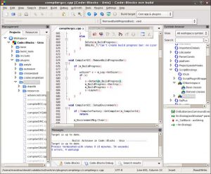 Como instalar a poderosa IDE CodeBlocks no Linux via Flatpak