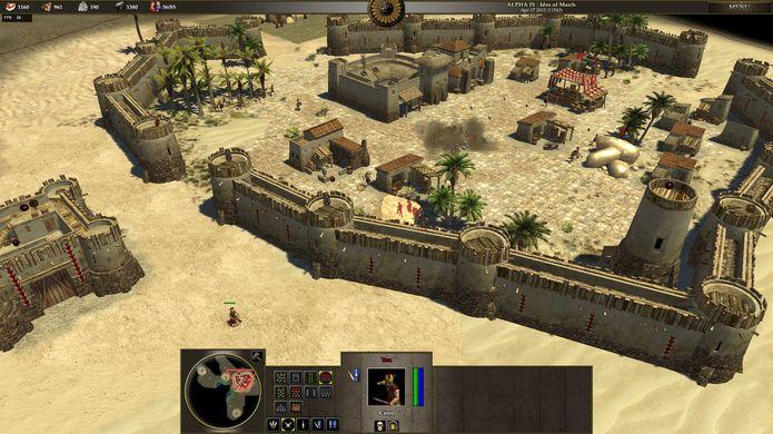 Como instalar o incrível jogo 0 A.D. no Linux via Snap