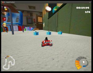 Como instalar o jogo de corrida SuperTuxKart no Linux via Snap