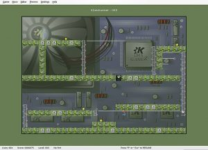 Como instalar o divertido jogo KGoldrunner no Linux via Flatpak