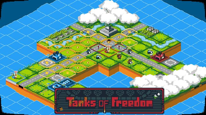Como instalar o jogo Tanks Of Freedom no Linux via Flatpak