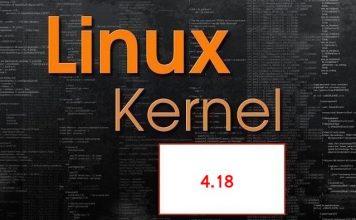 Como atualizar o núcleo do Linux para o kernel 4.18 no Ubuntu 18.04, Fedora, openSUSE e derivados