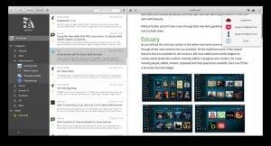 Como instalar o leitor de feeds FeedReader no Linux via Flatpak