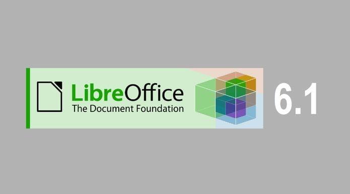 Como instalar o LibreOffice 6.1 no Linux Ubuntu 18.04 LTS e outras distros
