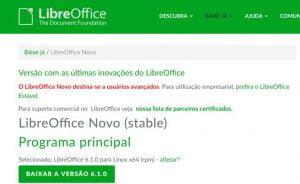 LibreOffice 6.1 lançado - Confira as novidades e veja como instalar ou atualizar