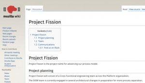 Mozilla está trabalhando em um recurso de isolamento de sites para o Firefox