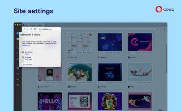 Opera 55 oferece melhor controle de páginas da web e marcadores mais acessíveis
