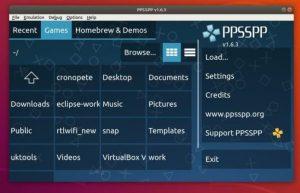 Lançado PPSSPP 1.6.3 com com diversas melhorias e correções de bugs