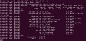 Como instalar a ferramenta de stress stress-ng no Linux via Snap