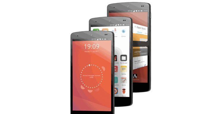 UBports lançou o Ubuntu Touch OTA-4 para Ubuntu Phones