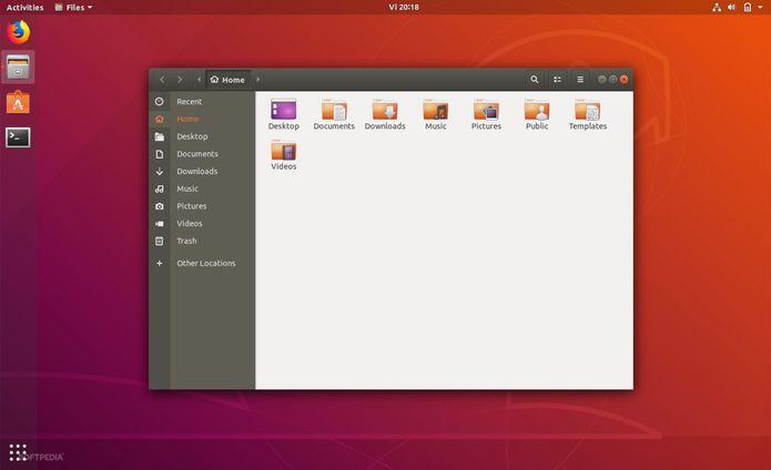 O Ubuntu 18.10 será lançado com versão mais antiga do Nautilus
