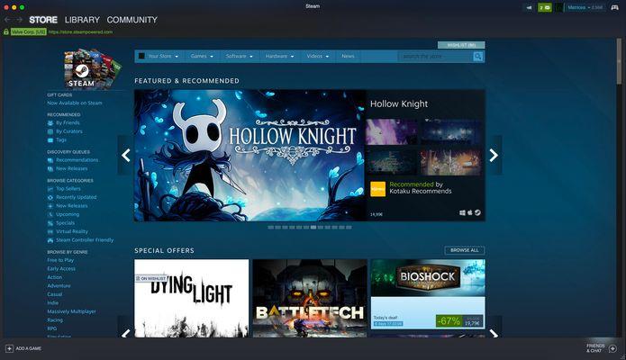 Valve lança Proton para permitir rodar jogos do Windows no Linux