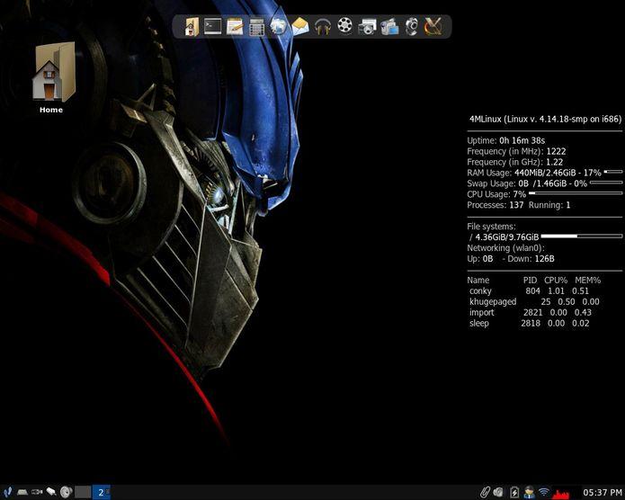 4MLinux 26.0 lançado - Confira as novidades e baixe
