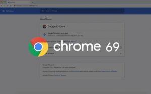 Chrome 69 lançado com design mais limpo para Android e iOS