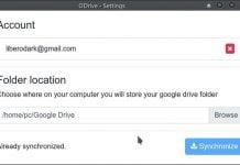 Como instalar o cliente Google Drive Open Drive no Linux