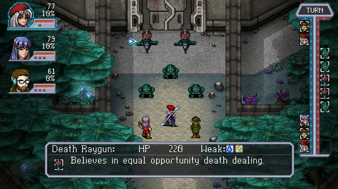 Cosmic Star Heroine para Linux beta chegou no Steam