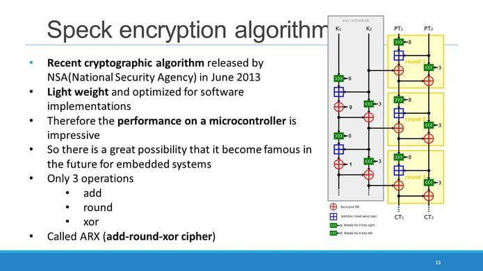 A criptografia Speck finalmente será removida do kernel Linux?